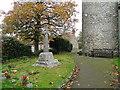 TF8332 : Syderstone War Memorial by Adrian S Pye