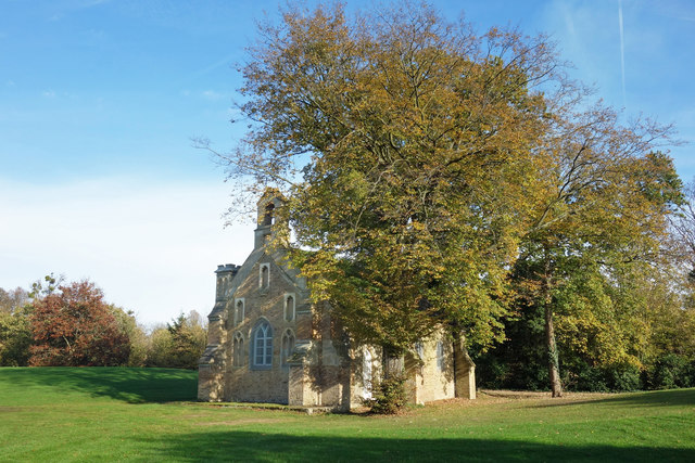 Chapel in Ditton Park
