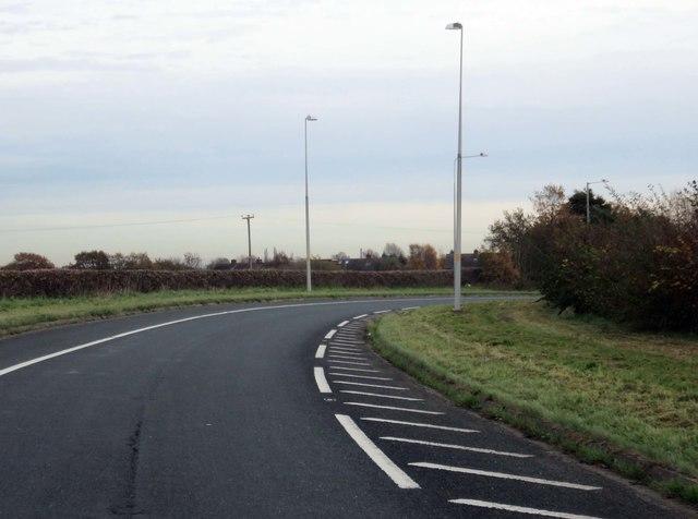 Riversway into Preston