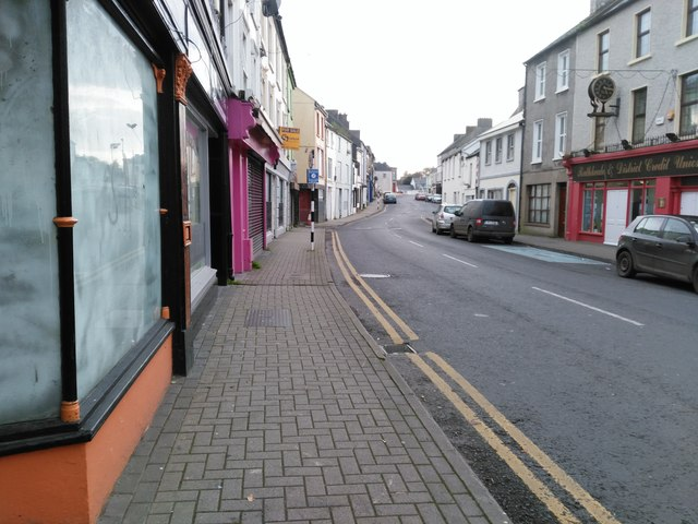 Rathkeale High Street