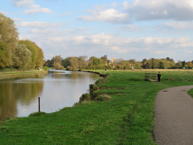 The Cam at Ditton Meadows