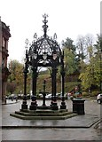 NS2876 : The Lyle Fountain by Jonathan Thacker