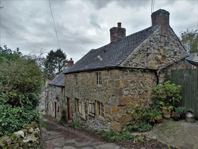 Cottages in Carsington