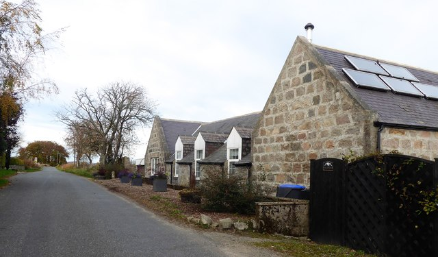 Hillstead, Little Tillybirloch