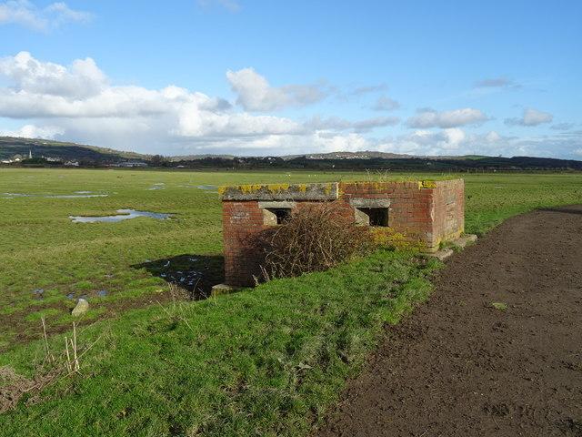Airfield perimeter pillbox
