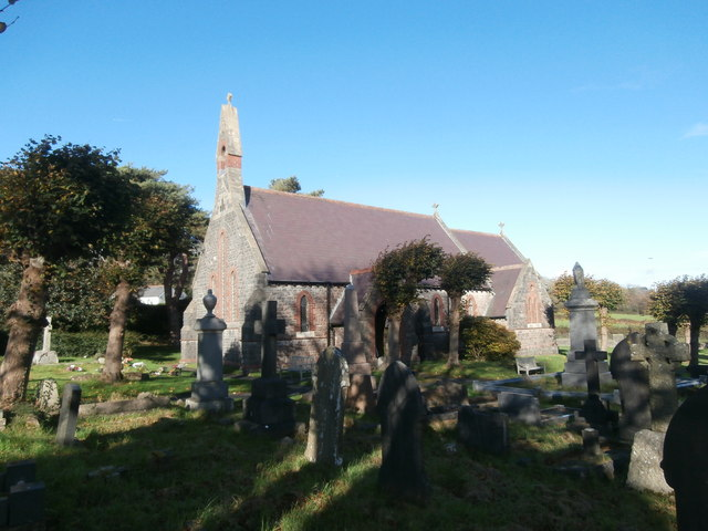 St David's Church, Groesfaen