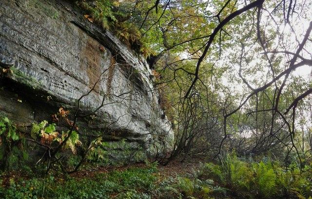 Cliffs at Brucehill