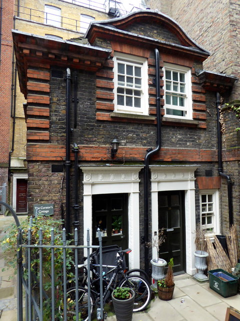 The Curators Cottage, Dr Johnson's House