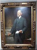 TA0928 : Portrait of an art gallery founder by Basher Eyre