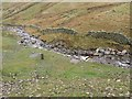 NY4212 : Hayeswater Gill hydro electric scheme intake by Graham Robson