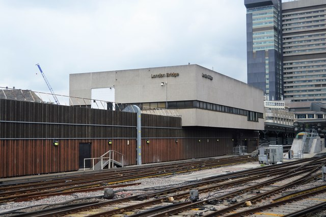 London Bridge Signalbox
