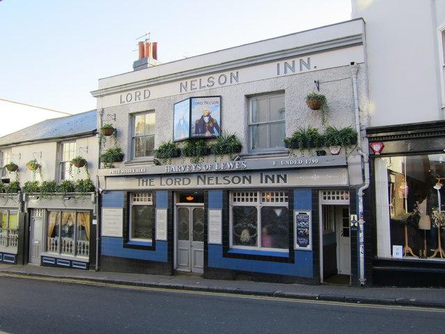 Lord Nelson, Trafalgar Street