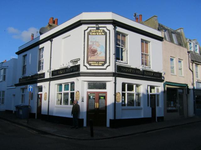 The Mitre, Baker Street