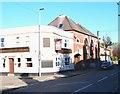 SK8054 : George Street, Newark on Trent, Notts. by David Hallam-Jones