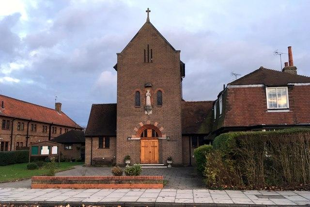 St Bonaventure's RC Church