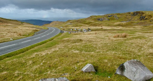 black mountain pass wales best uk road trips