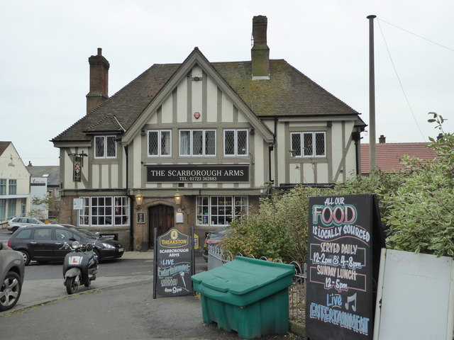 The  Scarborough Arms