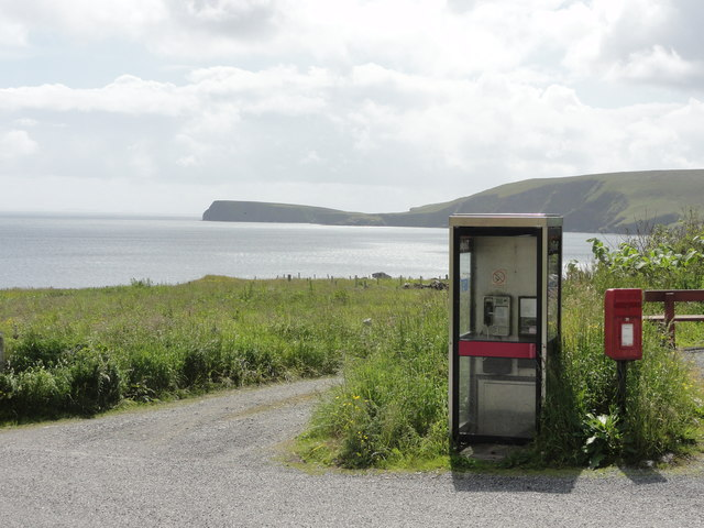 Fetlar telephone box