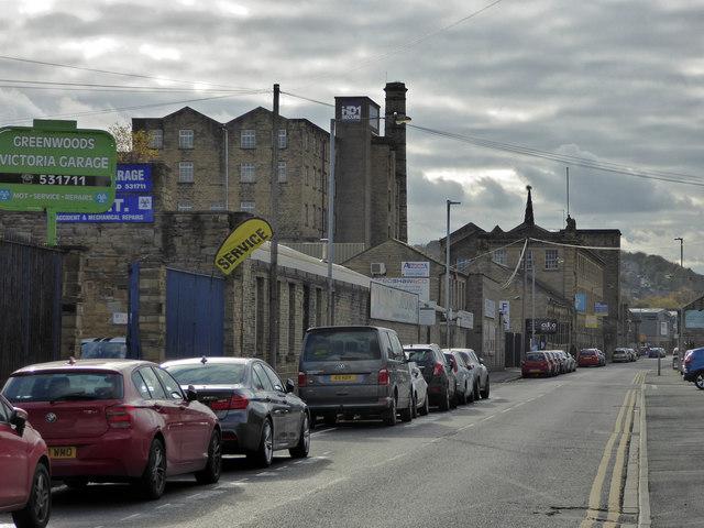 Albert Street, Huddersfield