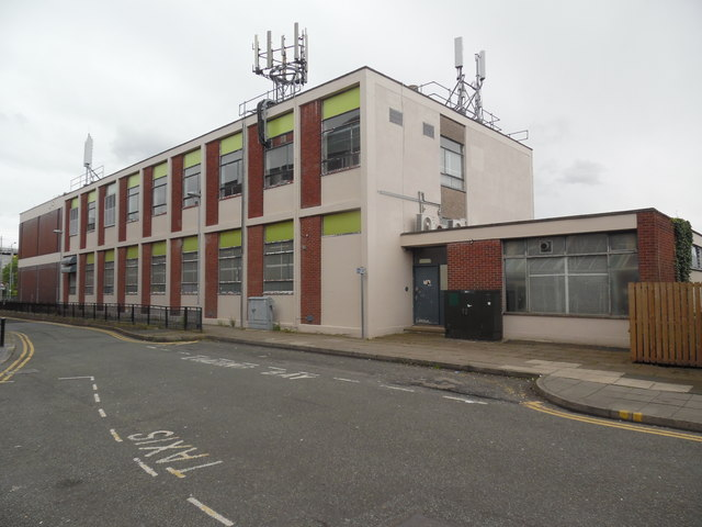 Bury Telephone Exchange (2)