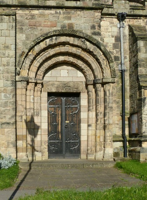 Church of St Mary, Tutbury