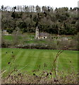 SO5917 : St Margaret's Church, Welsh Bicknor, Herefordshire by Jaggery
