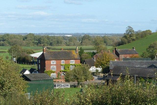 Coton Hall Farm