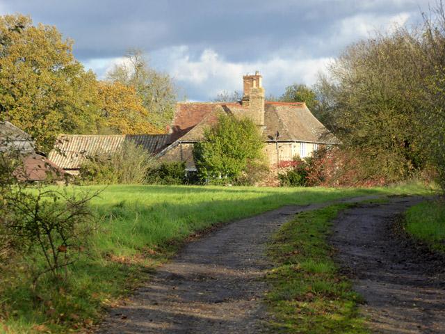 Westbury Farm, Croxton