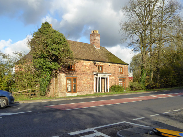 White Hall, Croxton