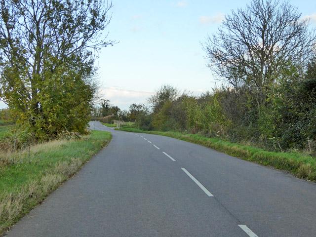 Papworth Road, Graveley