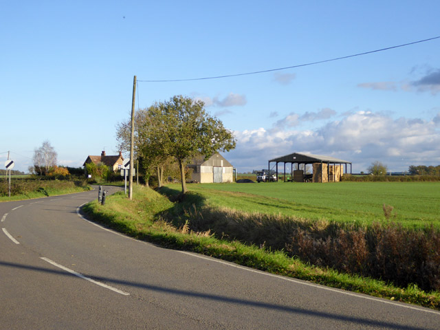 Hilton End Farm