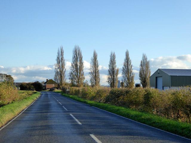 Swavesey Road, Fen Drayton