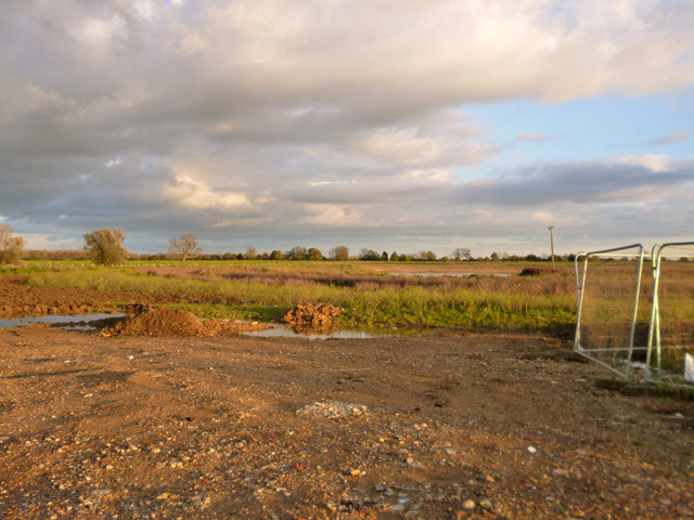 Land east of Hatton's Road
