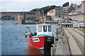 NT9952 : Fishing boat, Berwick by Bill Harrison