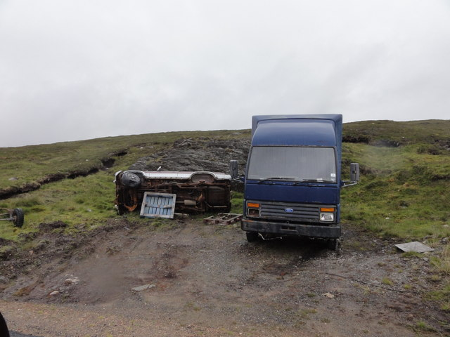 Holligarth scrap vehicles
