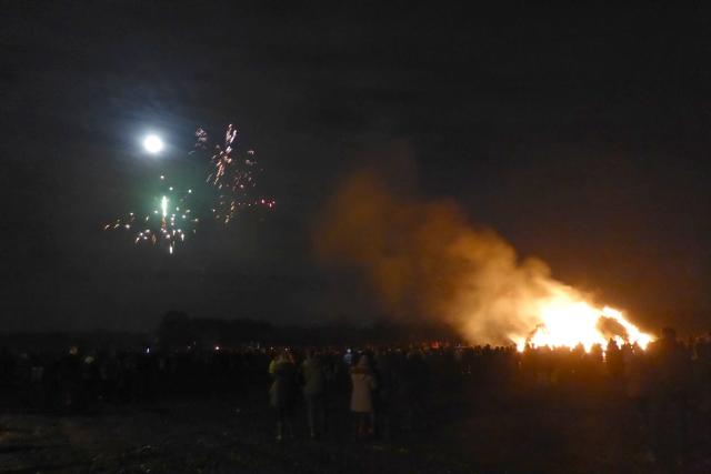 Stillington Bonfire and Fireworks
