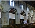 SK2129 : Church of St Mary, Tutbury by Alan Murray-Rust