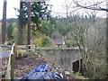 NU0601 : Rural Northumberland : Bridge On The B6344, Near Thrum Mill, Rothbury by Richard West