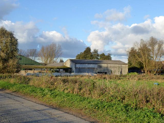 Barns at Chain Farm, Over