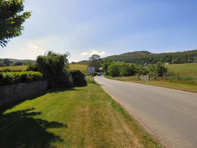 Sychnant Pass Road