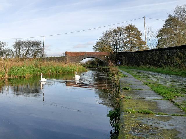 Manchester, Bolton and Bury Canal near Withins Bridge