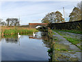 SD7908 : Manchester, Bolton and Bury Canal near Withins Bridge by David Dixon