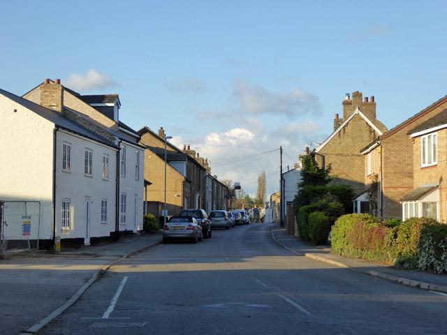 Swavesey High Street