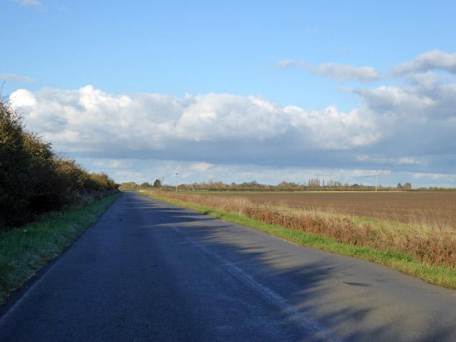 Fen Drayton Road