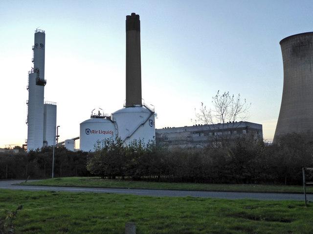 Air Liquide plant, Eggborough