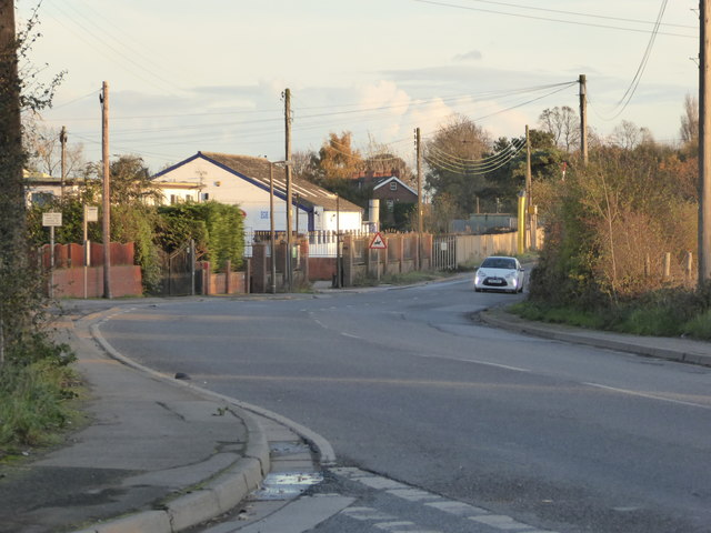 Weeland Road near Hensall