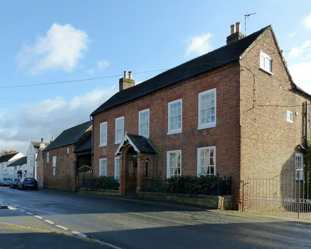 Somerville House, Findern