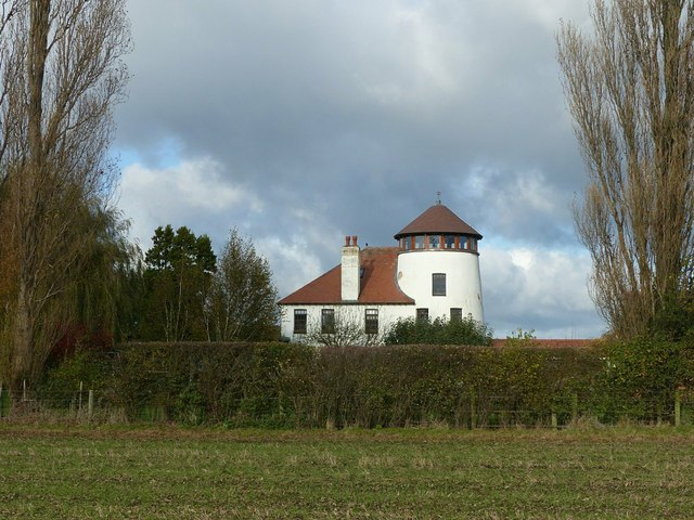 Tower House, Findern