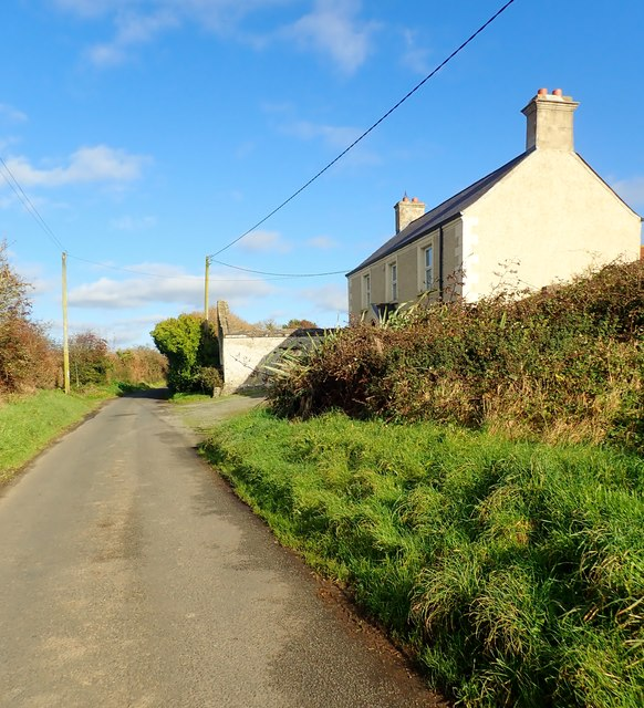 House on the Templetown Road
