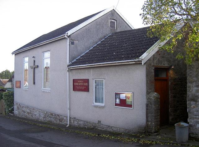 Winford Baptist chapel